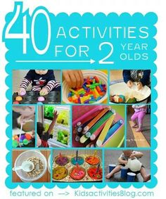 Stuff to try at daycare