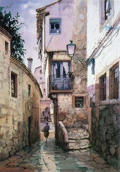 Galería Pintores Españoles - Visconti, Julio