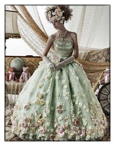 Stella de Libero Color Bridal Collection..very nice..