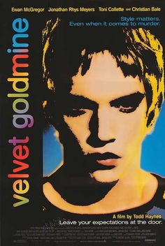 "FULL MOVIE! ""Velvet Goldmine"" (1998) 