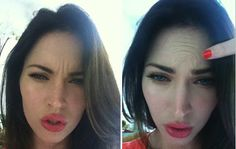 Megan Fox Plastic Surgery Megan Fox Plastic Surgery Before and After Botox Injection and Breast Implants Megan Fox Plastic Surgery, Plastic Surgery Gone Wrong, Celebrity Plastic Surgery, Botox Brow Lift, Bad Plastic Surgeries, Botox Before And After, Botox Injections, Natural Women, Skin Care Tips