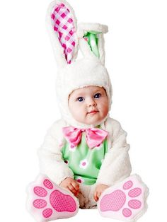 Bunny Baby Costume (12-18 months with Bracelet for Mom) Incharacter,http://www.amazon.com/dp/B00EPFWORS/ref=cm_sw_r_pi_dp_B73ssb16YFP4HEE5