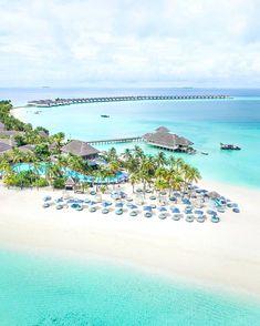 The Maldives Island - Finolhu #Maldives