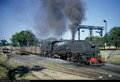 RailPictures.Net Photo: 416 National Railways of Zimbabawe Garratt 2-8-2 + 2-8-2 at Matabeleland, Zimbabwe by RailRog