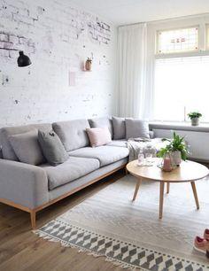 Living Room Interior, Home Living Room, Apartment Living, Home Interior Design, Living Room Designs, Living Room Decor, Apartment Furniture, Bedroom Furniture, Apartment Goals