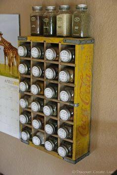 Hogares Frescos: 27 Encantadoras Soluciones de Almacenamiento Para Cocinas Vintage