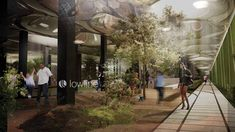 """LowLine article - rethinking the definition of """"park"""" and interesting implications for public space (esp. toward end of article)..."""
