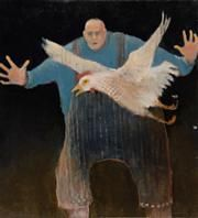 Mel McCuddin-The Art Spirit Gallery of Fine Art