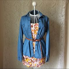 Floral H&M Tunic Sized at a 2. Don't be shy, make an offer!!! Or bundle up a few favorites for a great discount! Please feel free to ask questions! Thanks for stopping by :) H&M Tops Tunics