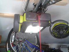 Ryobi Ultra-Quiet Garage Door Opener GD200