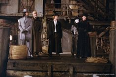 Mina Harker's outfits from The League of Extraordinary Gentlemen. Namely the coat, and hat with veil.