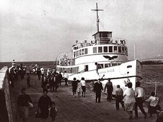 Did You Know.....  The Imperial Eagle made its maiden voyage between Malta & Gozo on 1st June 1958, it had accommodation for 70 passengers and room for 10 cars. It remained on the Mgarr to Marfa route until March 1968.