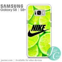 Nike in Fruits 2 - Z Phone Case for Samsung Galaxy S8 & S8 Plus