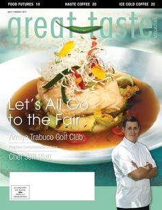 Great Taste Magazine 2011 July August Issue
