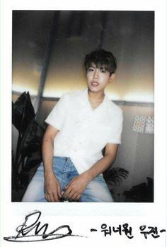 Polaroid Photo - WOOJIN