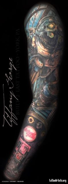 Bioshock Tattoo