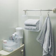 okurachanさんの、セリア,洗面台,一人暮らし,無印良品,100均,3点ユニット,ユニットバス,Bathroom,のお部屋写真