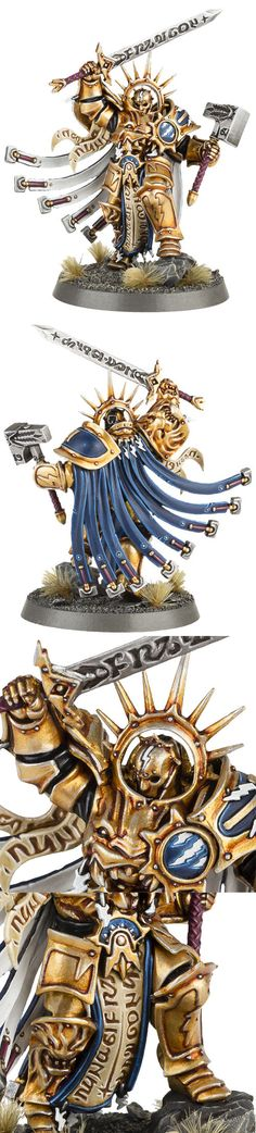 Lord Celestant - Close Up - Warhammer Age of Sigmar