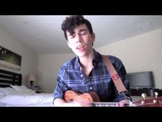 Hey There Delilah- Plain White T's (Ukulele Cover by Max Schneider)