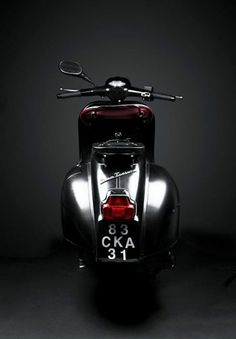 Vespa GT 125. Thoughts? #StuartsLondon
