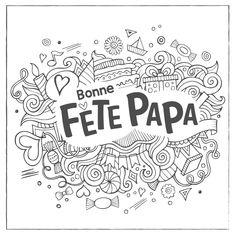 Coloriage bonne fête des papas Fathers Day Pictures, Mother And Father, Father Sday, Mothers, Printing Ink, Hannukah, Star Wars, Diy Gifts, Told You So