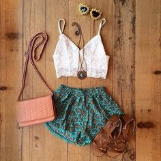 I love the natural colors and patterns. I love the boho feel. Wouldn't wear anything so revealing lol, but love the concept