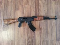 1972 WASR-10/63 (7.62x39mm)