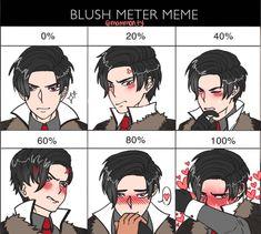 Demon Baby, Obey Art, Manhwa, All Meme, Shall We Date, Handsome Anime Guys, Mystic Messenger, Attack On Titan Anime, Yandere