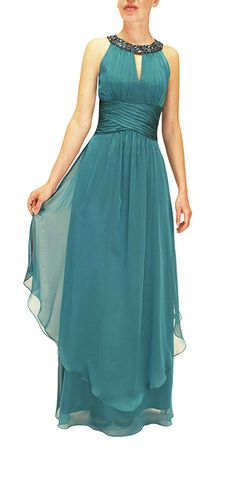 Vestido Halter Jade