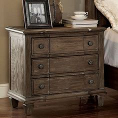 Donna Nightstand & Reviews | Joss & Main