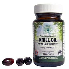 Rich source of Omega 3 (EPA & DHA) in the form of phospholipids, which absorb easier than the triglycerides found in fish oil. Astaxanthin promotes healthy inflammation response and protects the body from free radicals. Omega 3 Epa Dha, Krill Oil, Fish Oil, Nutritional Supplements, Healthy, Sea, Glass Bottles, Natural, Image Link