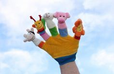 """Its a Discovery Toys """"High Five"""""""