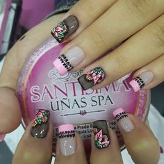 Uñas Mobile Nails, Fall Nail Art Designs, Bride Nails, Chic Nails, Luxury Nails, French Tip Nails, Cute Nail Art, Manicure And Pedicure, Toe Nails