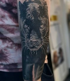 Instagram Viewer, Story Downloader | Peekinsta Big Cover Up Tattoos, Big Cat Tattoo, Black Tattoo Cover Up, Sleeve Tattoos For Women, Tattoo Sleeve Designs, Eagle Tattoos, Black Tattoos, Black Panther Tattoo, Panther Tattoos