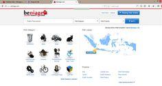 Beniage.com adalah pusat jual beli online terbesar di Indonesia. Bergabunglah sekarang juga bersama jutaan member lain yang sudah terdaftar