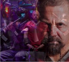   fans, get behind & give them a folllow on     Coming Kane Hodder, Harrison Smith, The Expendables, Prison, Blood, Sci Fi, Horror, Death, Fans