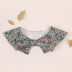 "Little May Collar - Liberty Fabric.  So I thought ""oooh, this is cute, I'll have a closer look in case I can make it"" and it is 32 POUNDS and 50 P!!!!!!!  Gaaaaah!"