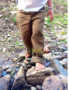 Boys Hemp & Recycled Poly Rugged Pants by IOGoods on Etsy, $32.00