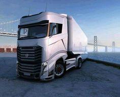 Volvo Truck 2020 New Concept Future Trucks, New Trucks, Bongo Van, Truck Design, Design Cars, Volvo Trucks, Car And Driver, Fuel Economy, Tractors