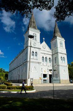 Catedral Metropolitana de Aracaju  Metropolitan Cathedral of Aracaju