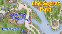 Do you know about the 'secret path' at Disneyland? More about this and other info at www.facebook.com/dlrprepschool I post tips and info several times a day!
