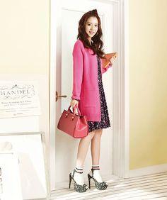 Song Ji Hyo - YESSE Spring 2014 Catalogue