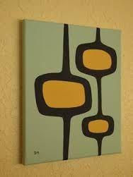 Image result for mid century modern art