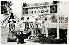 History of 4-H