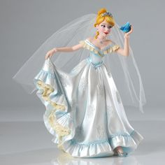 Disney Showcase Collection Cinderella Bridal Figurine