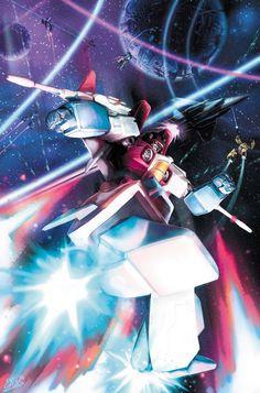 Starscream - Transformers - Santi Casas