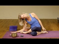 Yin Yoga Pose for the liver with Esther Ekhart - YouTube