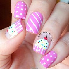 Cupcake nail art ideas Newest Look - Reny styles Cupcake nail art ideas Newest Look – Reny styles Cupcake nail art ideas Newest Look – Reny styles <!-- Begin Yuzo --><!-- without result -->Related Post Get inspired by our decorate baby nursery with Birthday Nail Art, Birthday Nail Designs, Birthday Cup, Cupcake Birthday, Card Birthday, Birthday Quotes, Birthday Ideas, Birthday Gifts, Diy Nails