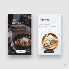 Image may contain: text Food Web Design, App Ui Design, Menu Design, Flyer Design, Carta Restaurant, Restaurant App, Web Mobile, Mobile App Ui, Android App