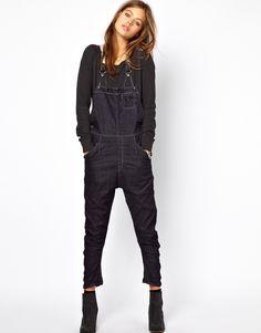 asos gstar overalls